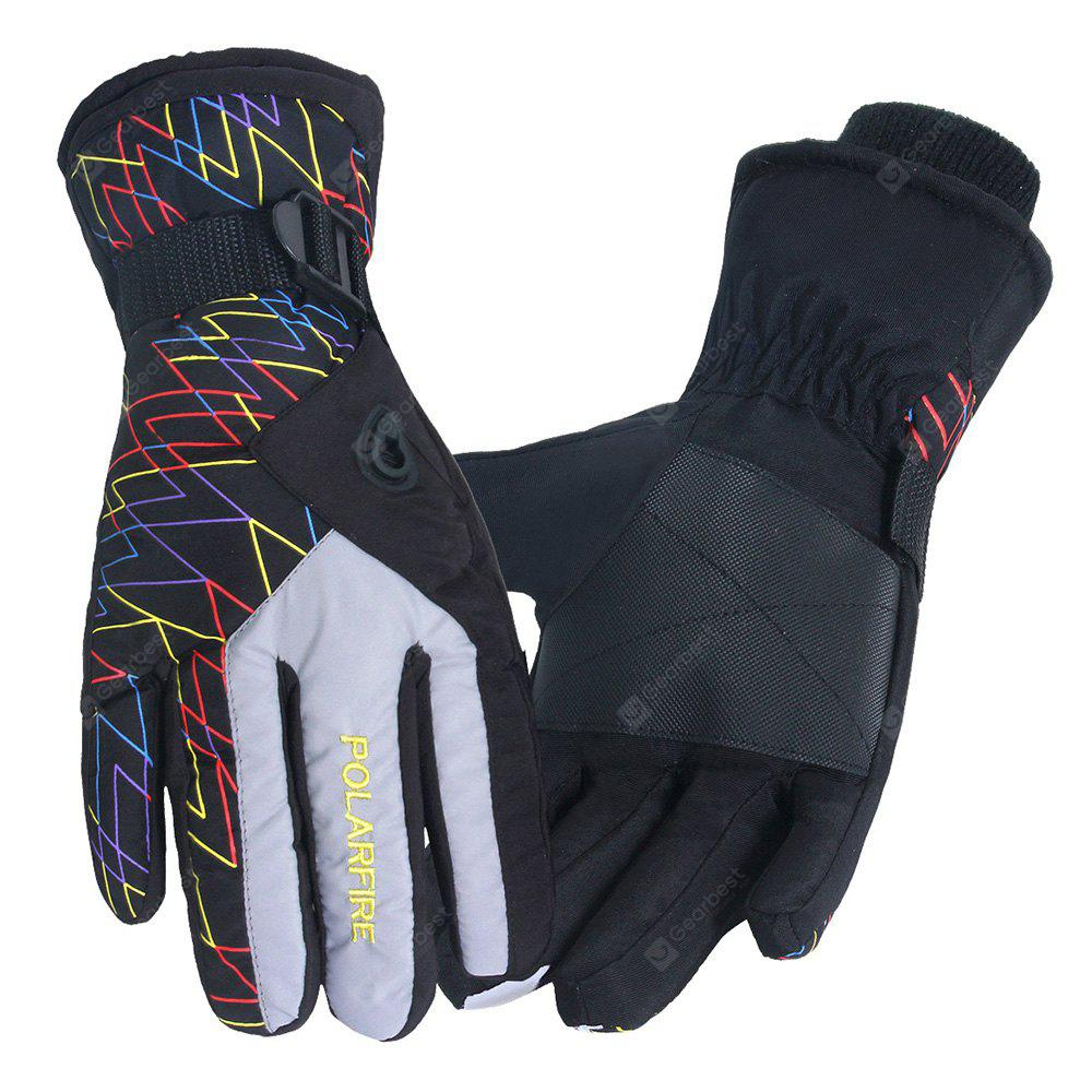Polarfire ST302 Pair of Winter Male Warm-keeping Gloves