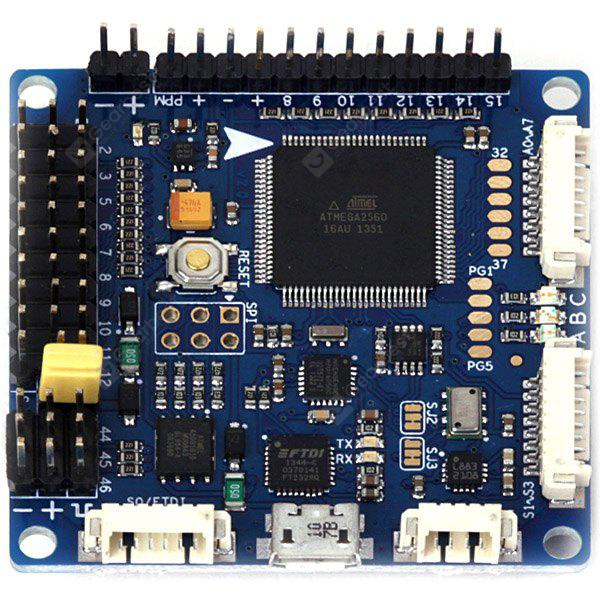 Controlador de vuelo CRIUS All in One Pro V2.0 Lastest Verte Pirate MWC ArduPlaneNG