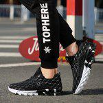 Male Breathable Multi-functional Outdoor Anthletic Shoes - BLACK