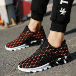 Male Breathable Multi-functional Outdoor Anthletic Shoes - ORANGE