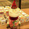 Decorative Gifts Container Candy Jar for Christmas - MULTI