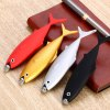 4PCS DY04 Silicon Fish Style Touch Pen Capacitive Touchscreen Stylus - COLORMIX