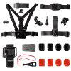 Fantaseal AIO - W10 20 in 1 Action Camera Accessories - COLORMIX
