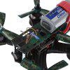 JJRC JJPRO - P130 Battler 130mm RC Racing Quadcopter - RTF - ARMY GREEN CAMOUFLAGE