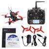 Walkera Rodeo 110 110mm Mini FPV Racing Drone - RTF - BLACK