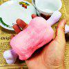 NEXTERIC Realistic Blood-linked Kebab Jumbo Squishy Toy Simulation Food - PINK