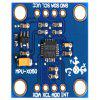 GY - 52  MPU6050 3 Axis Gyroscope + Accelerometer 6 - Axis Stance Tilt Module  -  Arduino Compatible - BLUE
