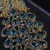 Peacock Diamonds Style Plastic Case for Samsung Galaxy Note 2 N7100 - BLUE