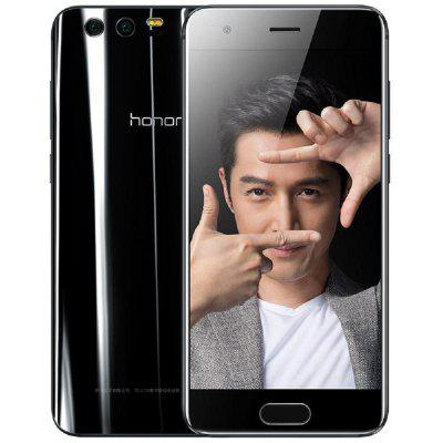 Huawei Honor 9 4G Smartphone International Version - BLACK