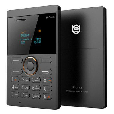 iFcane E1 Quad Band Unlocked Mini Card Phone