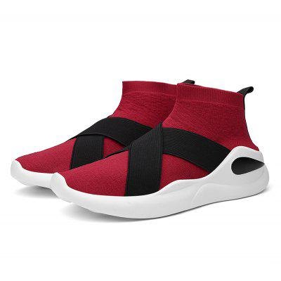 Men Comfortable Slip-on Casual Sports Shoes