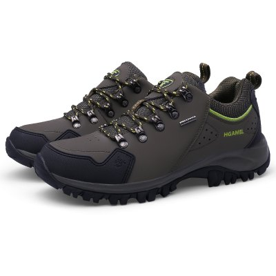 Lace-up Anti-slip Outdoor Hiking / Climbing Shoes for Men