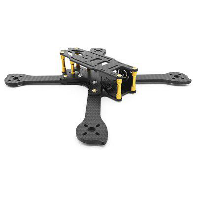 Kit EX220 220mm Carbon Fiber DIY True Frame X