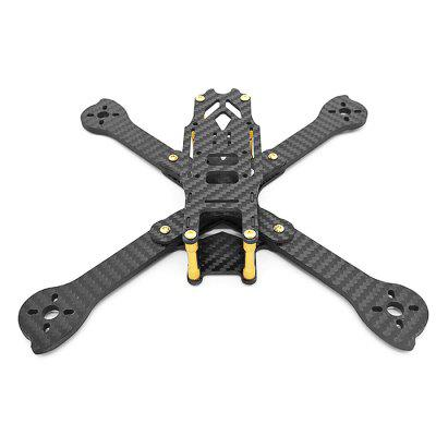 EX220 220mm Carbon Fiber DIY True X Frame KitRacing Frame<br>EX220 220mm Carbon Fiber DIY True X Frame Kit<br><br>Package Contents: 1 x Frame Kit, 1 x Pack of Accessories<br>Package size (L x W x H): 15.00 x 20.00 x 2.00 cm / 5.91 x 7.87 x 0.79 inches<br>Package weight: 0.1150 kg<br>Product size (L x W x H): 14.00 x 19.00 x 1.50 cm / 5.51 x 7.48 x 0.59 inches<br>Product weight: 0.1110 kg<br>Type: Frame Kit