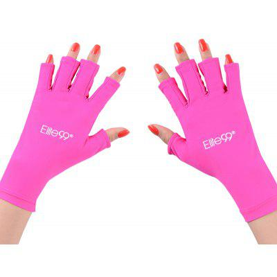 Buy TUTTI FRUTTI Elite99 Nail Art Utensil Anti-UV Hands Shield Protection Gloves for $5.70 in GearBest store