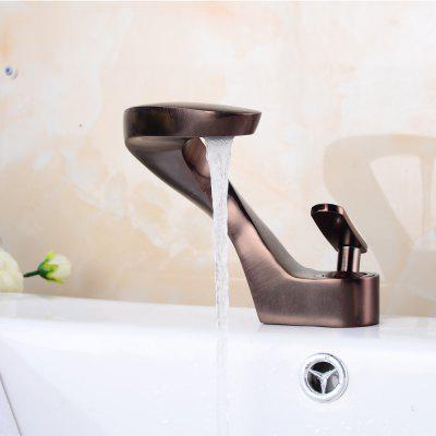LING HAO HL - 183 High-quality ORB Waterfall Basin Faucet