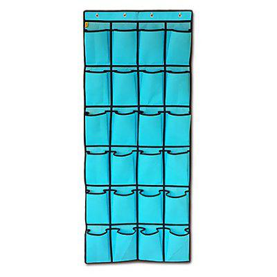 Door Hanging Storage Bag Organizer with 24 Pockets