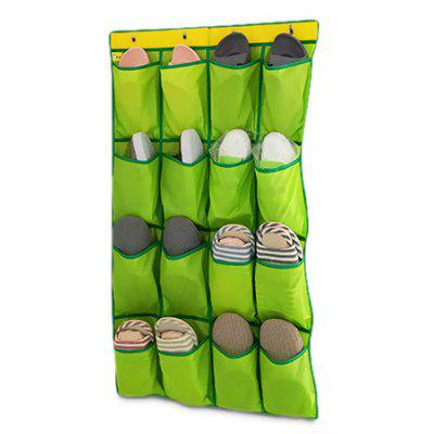 Door Hanging Storage Bag Organizer with 16 Pockets