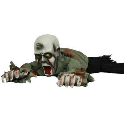 Horrible Decoration Creeping Ghost Ornaments Scene Props