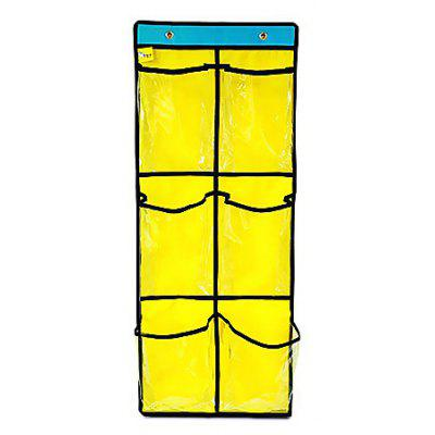 Door Hanging Storage Bag Organizer with 6 Pockets
