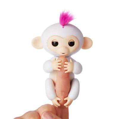 Creative Baby Monkey Fingerling Mini Smart Sensor Finger Toy 227796701