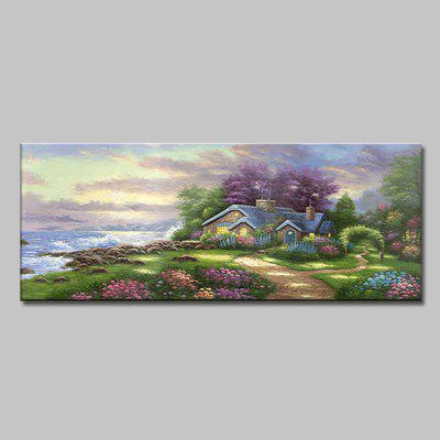 Mintura Seaside Scenery Wall Decor Print