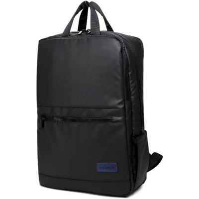 Buy BLACK Multifunctional Classic Business Backpack Laptop Bag for $32.21 in GearBest store