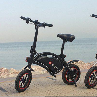 F - wheel DYU 12 inch 10Ah Folding Electric Bike ( Deluxe )Electric Bikes<br>F - wheel DYU 12 inch 10Ah Folding Electric Bike ( Deluxe )<br><br>Brand: F-wheel<br>Frame material: Aluminum Alloy<br>Package Content: 1 x F - wheel DYU Electric Bike ( Deluxe Version ), 1 x Charger, 1 x English User Manual<br>Package size: 109.00 x 25.00 x 77.00 cm / 42.91 x 9.84 x 30.31 inches<br>Package weight: 15.5000 kg<br>Product size: 108.00 x 50.50 x 97.00 cm / 42.52 x 19.88 x 38.19 inches<br>Product weight: 14.0000 kg<br>Type: Electric Bicycle<br>Wheel Size: 12 inches