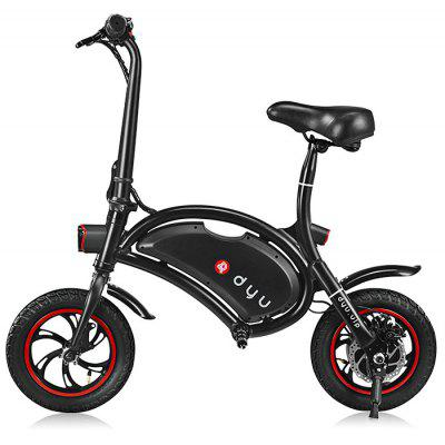 F - wheel DYU 12 inch 10Ah Folding Electric Bike ( Deluxe )