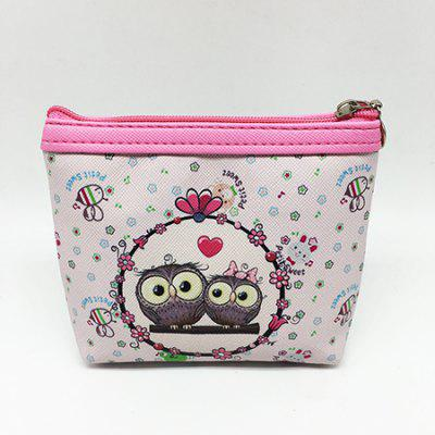 Girl / Women Coin Purse Wallet with Cute Pattern