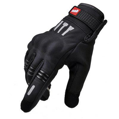 Motorcycle Racing Bicycle Riding Protective Gloves