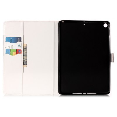 PU Leather Stand Case for iPad 8