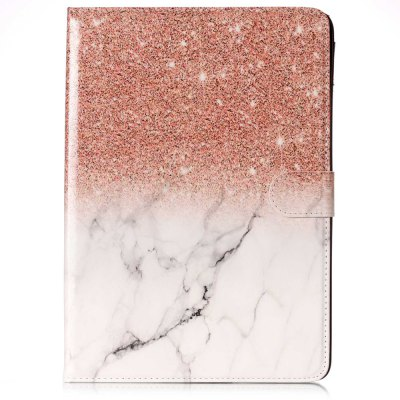 PU Leather Foldable Holder Cover Case for iPad 8