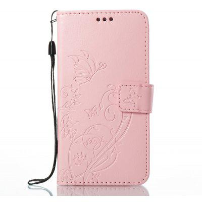 PU Leather Durable Foldable Holder Case for iPhone X