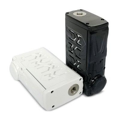 Original MOYUAN MEET 250W Box ModVV/VW Mods<br>Original MOYUAN MEET 250W Box Mod<br><br>Accessories type: MOD<br>APV Mod Wattage: 250W<br>APV Mod Wattage Range: Over 200W<br>Battery Form Factor: 18650<br>Battery Quantity: 2pcs ( not included )<br>Brand: MOYUAN<br>Material: Zinc Alloy<br>Mod: VV/VW Mod<br>Package Contents: 1 x Moyuan MEET Mod, 1 x English User Manual<br>Package size (L x W x H): 14.00 x 10.00 x 4.00 cm / 5.51 x 3.94 x 1.57 inches<br>Package weight: 0.2200 kg<br>Product size (L x W x H): 8.80 x 5.40 x 2.80 cm / 3.46 x 2.13 x 1.1 inches<br>Product weight: 0.1650 kg<br>Type: Electronic Cigarettes Accessories