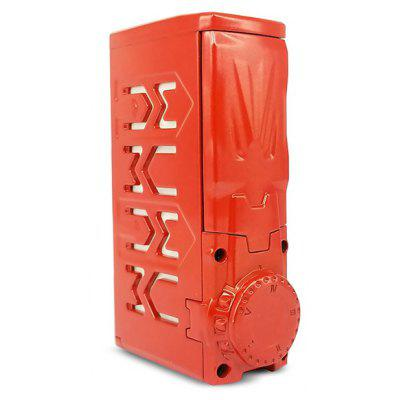 Buy RED Original MOYUAN MEET 250W Box Mod for $44.96 in GearBest store