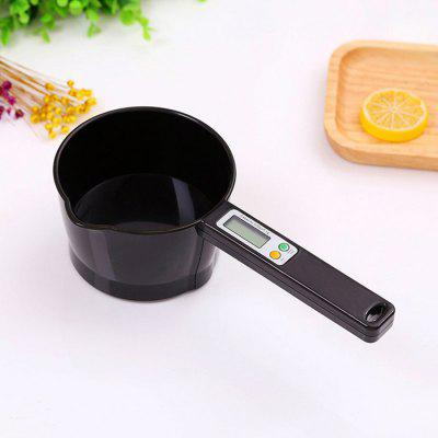 Électronique Digital Kitchen Food Spoon Scale with LCD Display