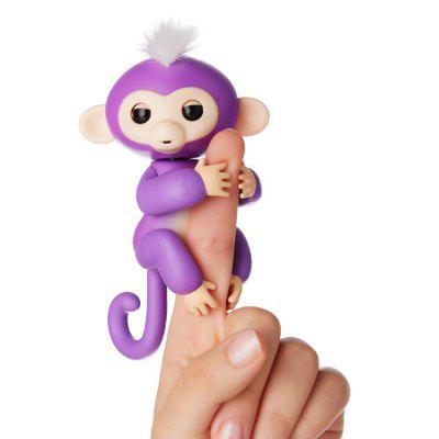 Fingerlings Baby Monkey Mini Smart Sensor Finger Toy 227796706