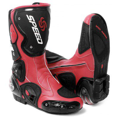 PROBIKER B1001 Long Protective Motorcycle Racing Boots