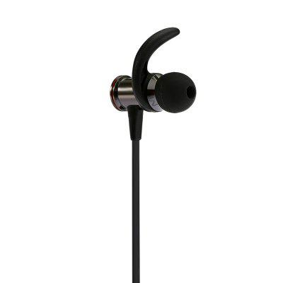 SOWAK S12 Magnetic In-ear Stereo Bluetooth HeadsetBluetooth Headphones<br>SOWAK S12 Magnetic In-ear Stereo Bluetooth Headset<br><br>Brand: SOWAK<br>Cable Length (m): 0.3M<br>Compatible with: Portable Media Player, PC, MP3, Mobile phone, iPod, iPhone, Computer<br>Connectivity: Wired and Wireless<br>Driver unit: 9mm<br>Frequency response: 20~20KHz<br>Impedance: 16ohms<br>Material: ABS<br>Model: S12<br>Package Contents: 1 x SOWAK S12 Sports Earbuds<br>Package size (L x W x H): 20.50 x 15.00 x 2.00 cm / 8.07 x 5.91 x 0.79 inches<br>Package weight: 0.0340 kg<br>Product weight: 0.0140 kg<br>Sensitivity: 110 dB<br>Type: In-Ear