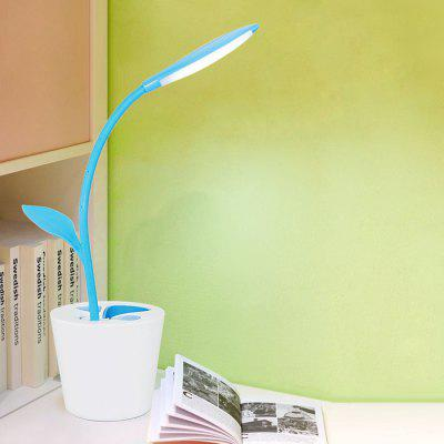 Creative Seedling LED Table Reading Lamp Pen Case DesignNovelty lighting<br>Creative Seedling LED Table Reading Lamp Pen Case Design<br><br>Available Light Color: Neutral White<br>CCT: 4500K<br>Material: ABS + PE<br>Package Contents: 1 x LED Table Light, 1 x USB Cable, 1 x LED Table Light, 1 x USB Cable<br>Package size (L x W x H): 14.00 x 14.00 x 25.00 cm / 5.51 x 5.51 x 9.84 inches, 14.00 x 14.00 x 25.00 cm / 5.51 x 5.51 x 9.84 inches<br>Package weight: 0.6500 kg, 0.6500 kg<br>Product size (L x W x H): 10.00 x 10.00 x 41.00 cm / 3.94 x 3.94 x 16.14 inches, 10.00 x 10.00 x 41.00 cm / 3.94 x 3.94 x 16.14 inches<br>Product weight: 0.5500 kg, 0.5500 kg<br>Suitable for: Reading, Home, Reading, Home