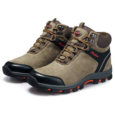 Medium Top Outdoor Hiking / Climbing Sneakers for Men