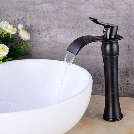 LING HAO Fashion Waterfall Design Bathroom Faucet