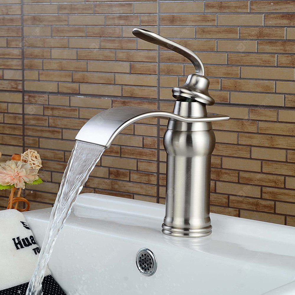 LING HAO HL - 122 Waterfall Single Handle Sink Faucet