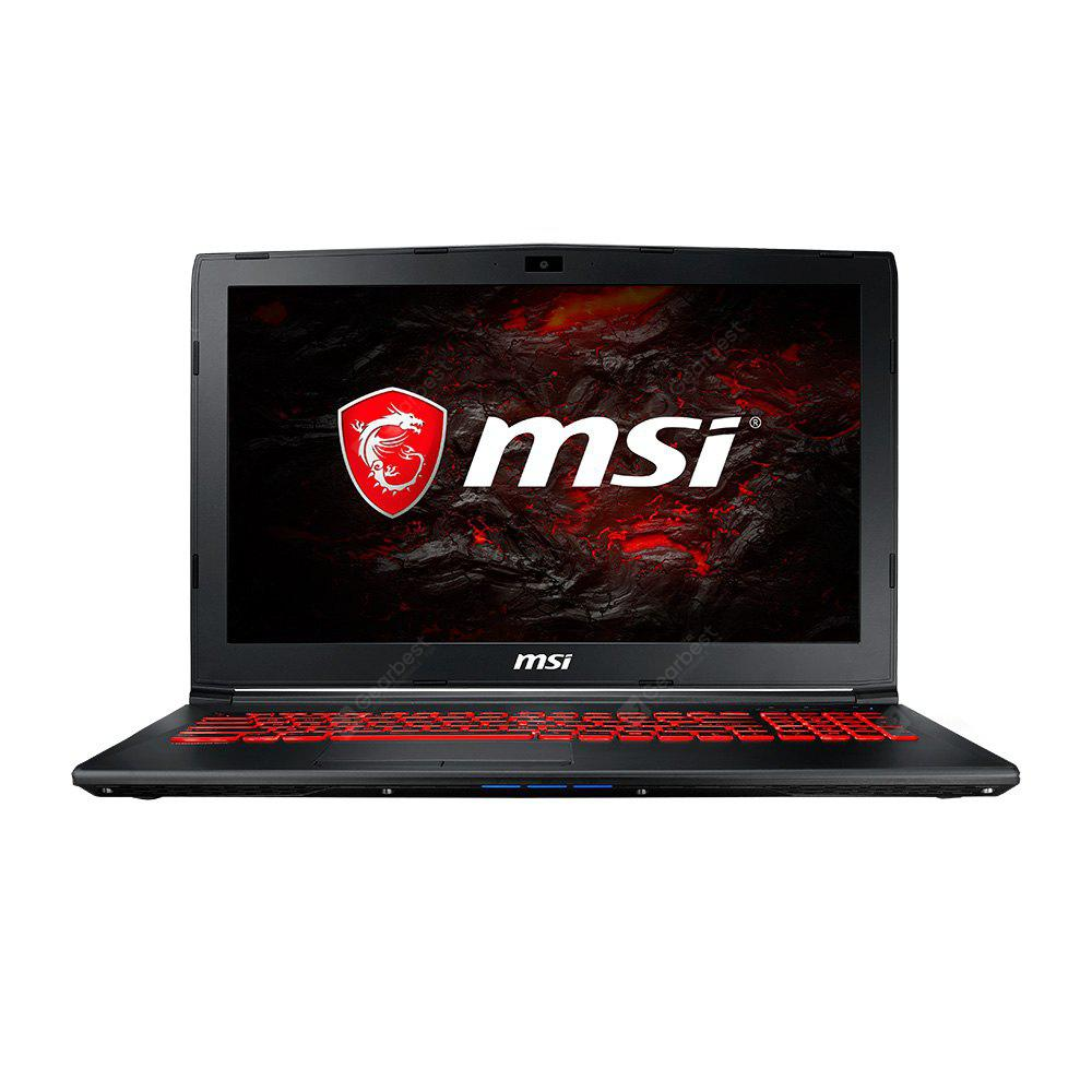 MSI GL62M 7REX 1252 PC Gaming 1TB HDD