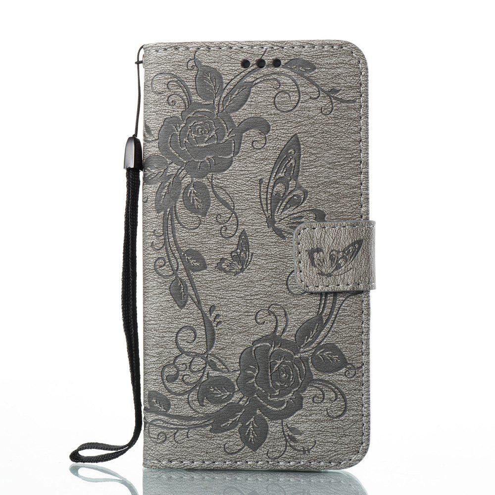PU Leather Multifunctional Holder Cover Case for iPhone X
