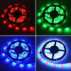 2pcs HML 5M Waterproof RGB LED Strip Light - RGB COLOR