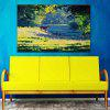 HuaTuo Forest Hand Painted Oil Painting - COLORMIX