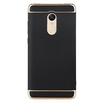 3 in 1 Matte Plastic Back Cover for Xiaomi Redmi Note 4 / 4XCases &amp; Leather<br>3 in 1 Matte Plastic Back Cover for Xiaomi Redmi Note 4 / 4X<br><br>Compatible Model: Redmi Note 4 / 4X<br>Features: Back Cover<br>Mainly Compatible with: Xiaomi<br>Material: Plastic<br>Package Contents: 1 x Protective Shell Case<br>Package size (L x W x H): 18.00 x 10.00 x 1.80 cm / 7.09 x 3.94 x 0.71 inches<br>Package weight: 0.0220 kg<br>Product Size(L x W x H): 15.30 x 7.90 x 0.80 cm / 6.02 x 3.11 x 0.31 inches<br>Product weight: 0.0210 kg<br>Style: Special Design
