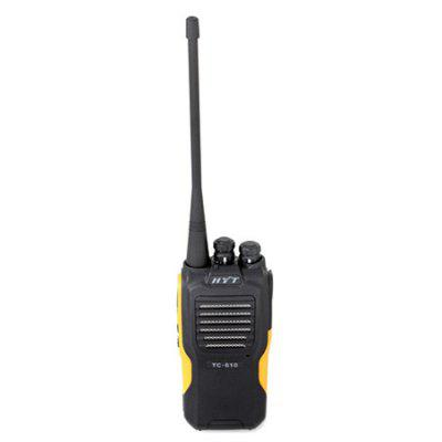 TC - 610 Portable Wireless Handheld Walkie TalkieWalkie Talkies<br>TC - 610 Portable Wireless Handheld Walkie Talkie<br><br>Channels: Under 20 Channel<br>Feature: Dual Band<br>Frequency Bands: FM,UHF,VHF<br>Main Functions: Time-Out Timer (TOT), PC Programmable, FM radio, CTCSS/DCS<br>Package Contents: 1 x TC610 Single Host, 1 x Antenna, 1 x 1200mAh Li-ion Battery, 1 x Charger, 1 x Clip, 1 x Lanyard, 1 x English Manual<br>Package Dimension: 20.00 x 15.00 x 10.00 cm / 7.87 x 5.91 x 3.94 inches<br>Package weight: 0.7000 kg<br>Product Dimension: 5.50 x 3.30 x 11.90 cm / 2.17 x 1.3 x 4.69 inches<br>Product weight: 0.3000 kg